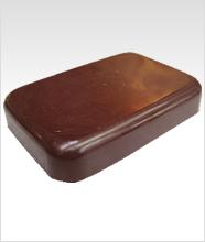Cacao mass (100% chocolate)