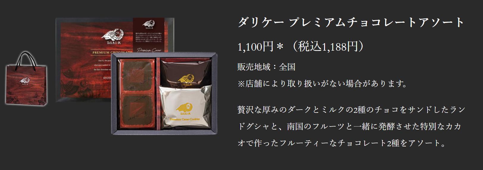 チョコアソート
